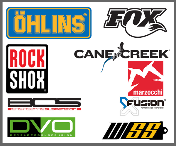 We service Fox, Rockshox, Cane Creek, BOS, Marzocchi, DVO, X-Fusion and are a WSS Authorised Service Centre